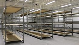 open-shelving