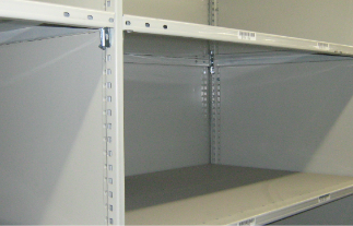 closed-shelving