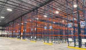 North American Steel Pallet Racking Domestic vs Foreign Racking